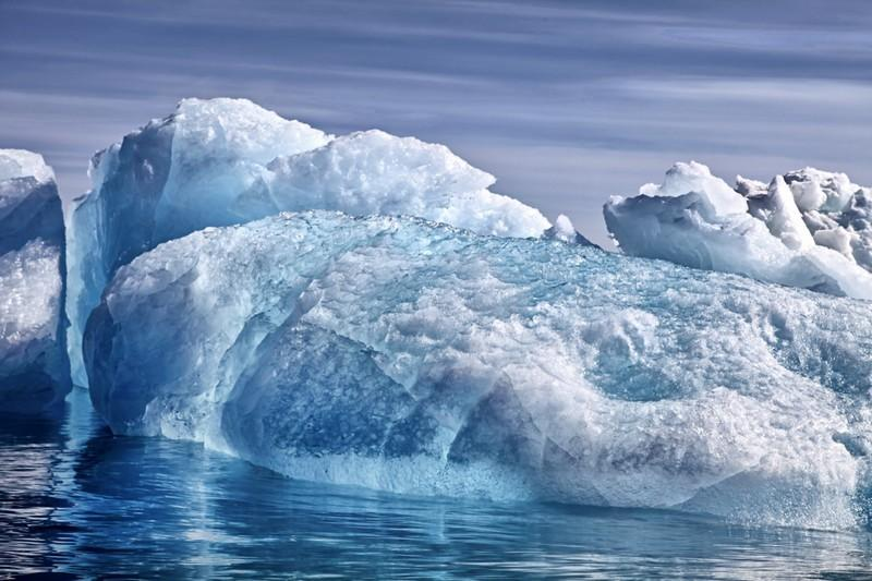 美摄影师记录南极雄浑纯净之美 - 海阔山遥 - .