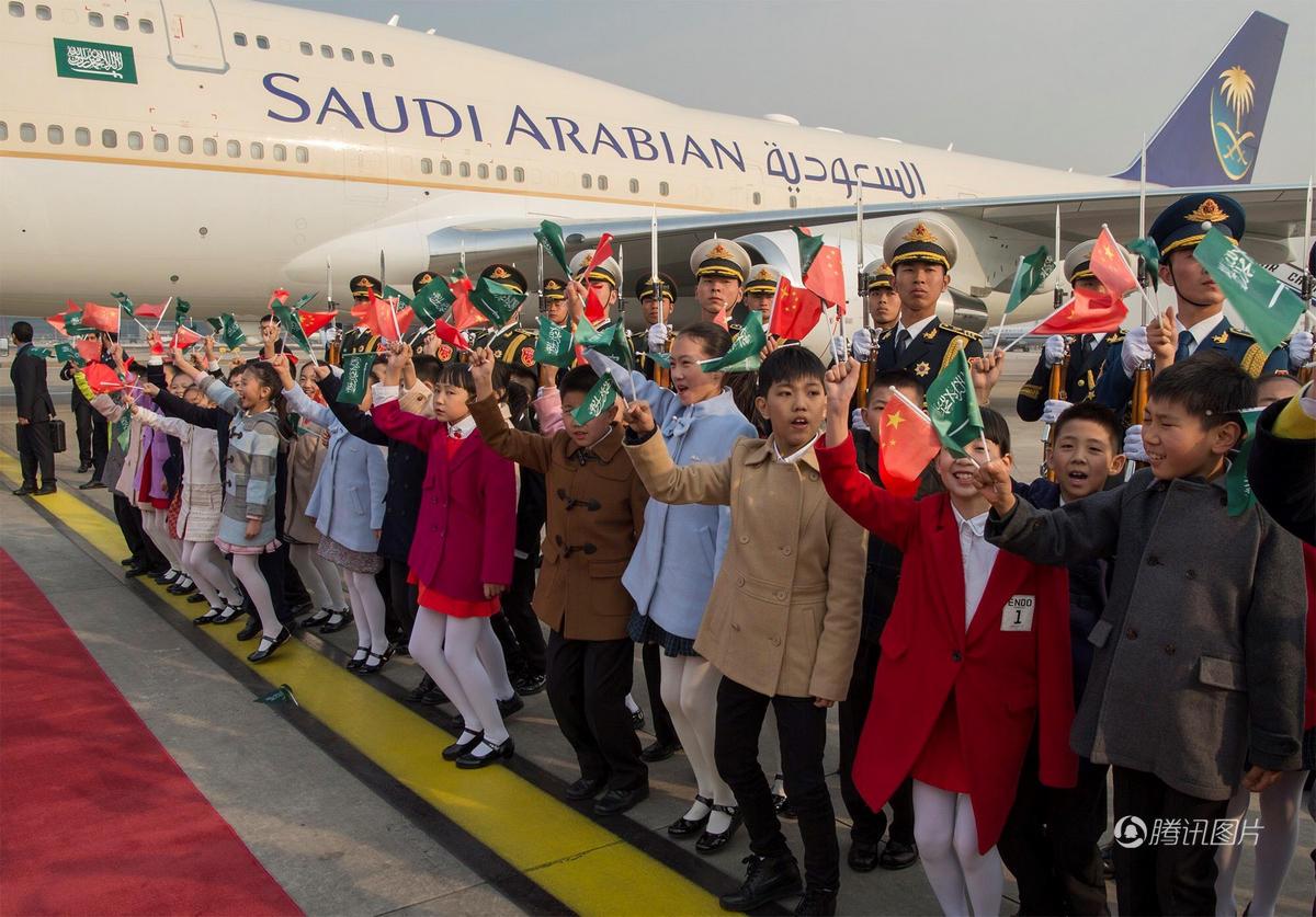 【图片新闻】沙特国王带2部镀金电梯访华 国务委员亲自迎接 - 耄耋顽童 - 耄耋顽童博客 欢迎光临指导