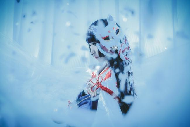 《阴阳师》雪女