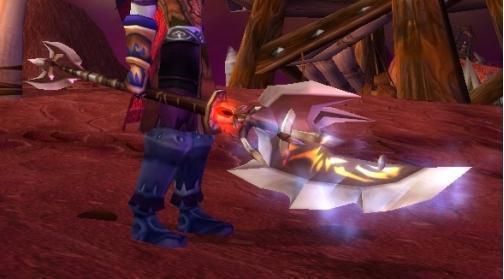 长柄不会冷门!盘点魔兽世界中的十大长柄武器