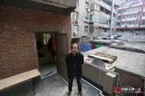 中国人的一天:42岁法国大叔来华学功夫 为省钱住仓库