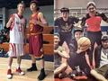 跑男团都是狂热篮球迷 邓姆斯大战鹿哈登(图)