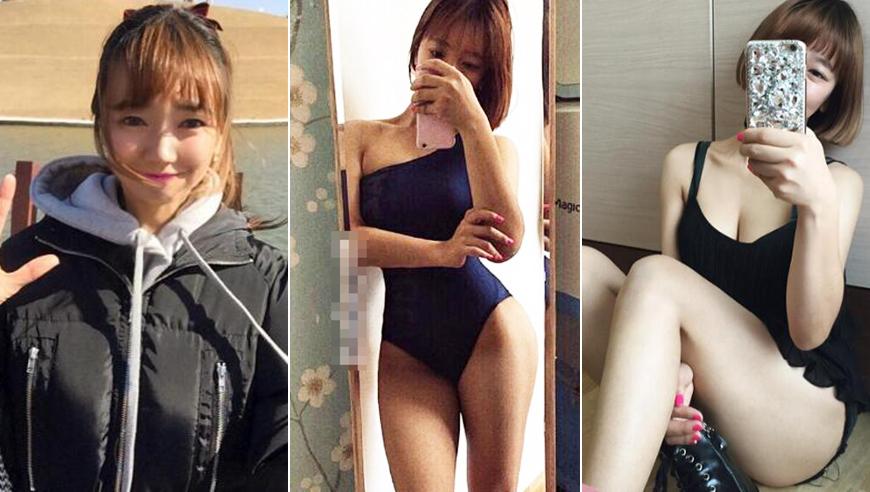 高清:美女健美身材泳装自拍 网友:求正脸!