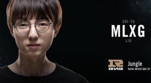 RNG宣布:Mlxg此前因病缺席 本周将正式回归