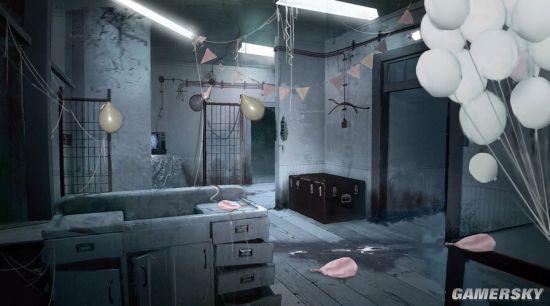 《生化危机7》新一批珍贵原画 被小舅子支配的恐惧