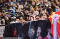 高清:张继科征战亚锦赛 迷妹不输专业摄影师