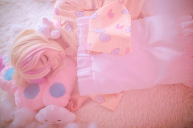 《魔法少女育成计划》眠眠