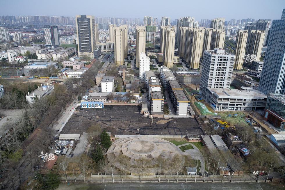 """它被誉为西安""""最低调国宝"""" 比北京天坛还早千年2017.4.19 - fpdlgswmx - fpdlgswmx的博客"""