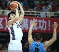 高清:全运会男篮预赛首日 国产魔兽复出首秀