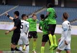 高清:新疆1-0超越阿不都海米提单刀 取两连胜