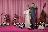 好声音张玮要结婚了,另类婚纱照好辣眼睛