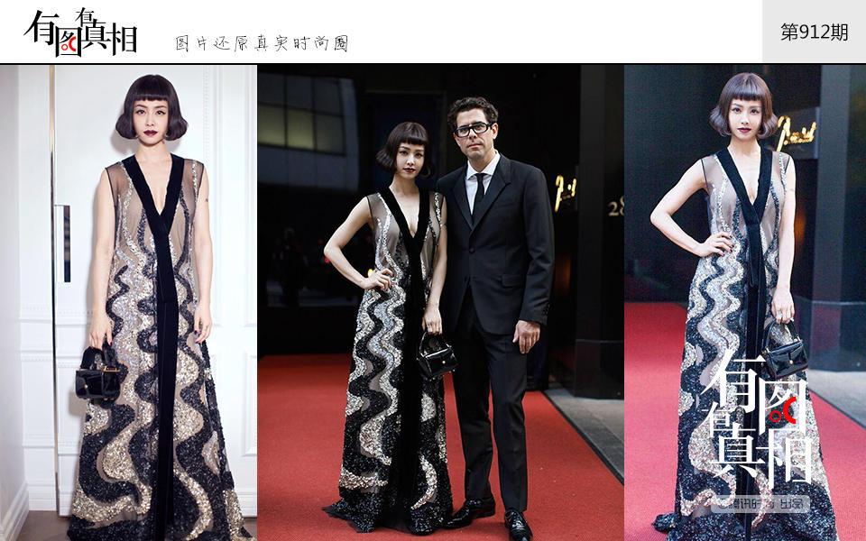 met ball上的中国身影 刘雯连续八年走红毯每一次都很美 视觉美图 图7