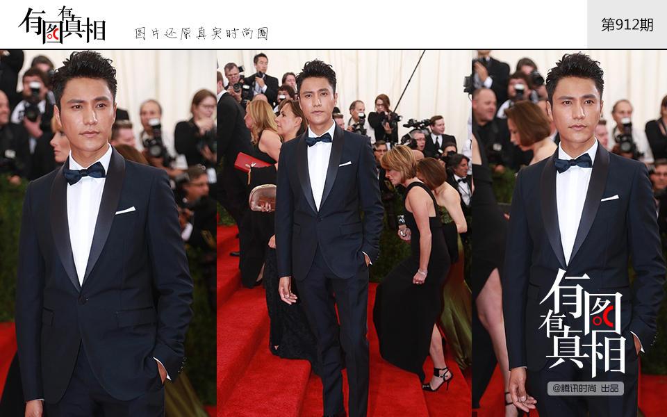 met ball上的中国身影 刘雯连续八年走红毯每一次都很美 视觉美图 图13