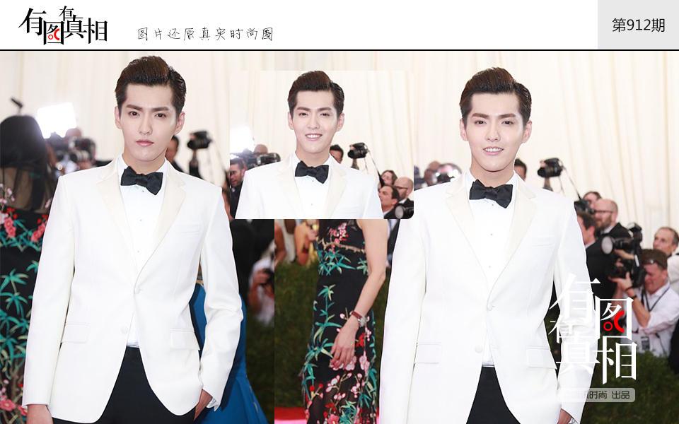 met ball上的中国身影 刘雯连续八年走红毯每一次都很美 视觉美图 图14
