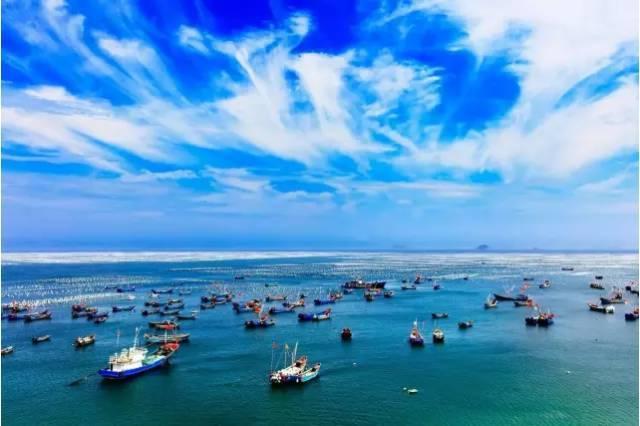舟山嵊泗·枸杞岛 || 看最蓝的海水,享最淳渔家风情