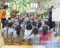 幼儿园老师让孩子自打嘴巴
