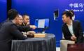 高清:5棋手围攻AI 聂卫平柯洁研究室热烈讨论