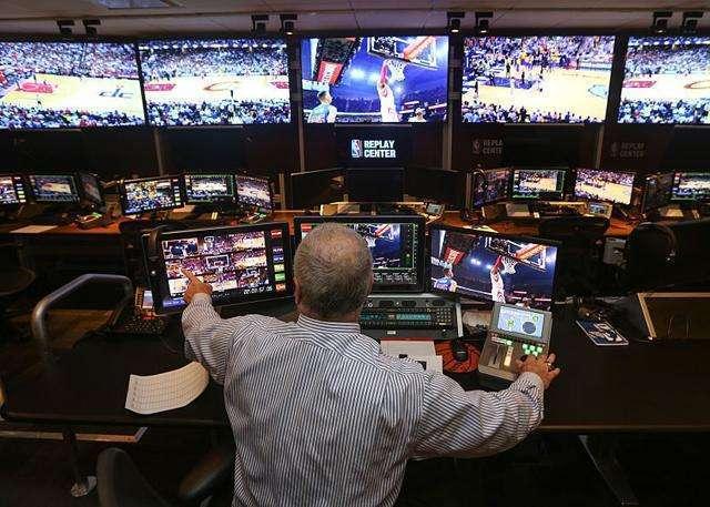 NBA高科技:詹皇韦德均有秘籍 球迷享视觉盛宴