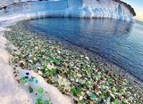 """俄罗斯玻璃海滩面临消失 急需""""污染""""拯救"""