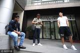 高清:足协听证会博阿斯领衔 武磊胡尔克到场
