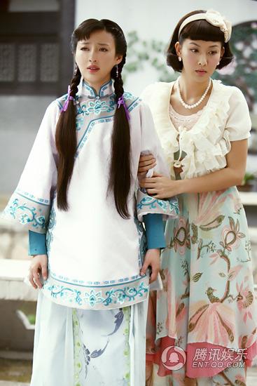 甘婷婷李彩桦双双