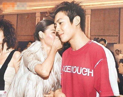张柏芝艳照门三年后释怀 主动与陈冠希玩自拍