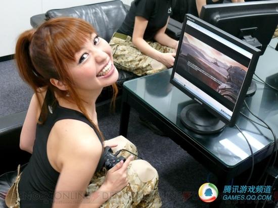 日本真人CS女性战队试玩 闪点行动