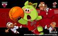 漫画:飞猪版众球星 罗斯挑三巨头科比待高飞