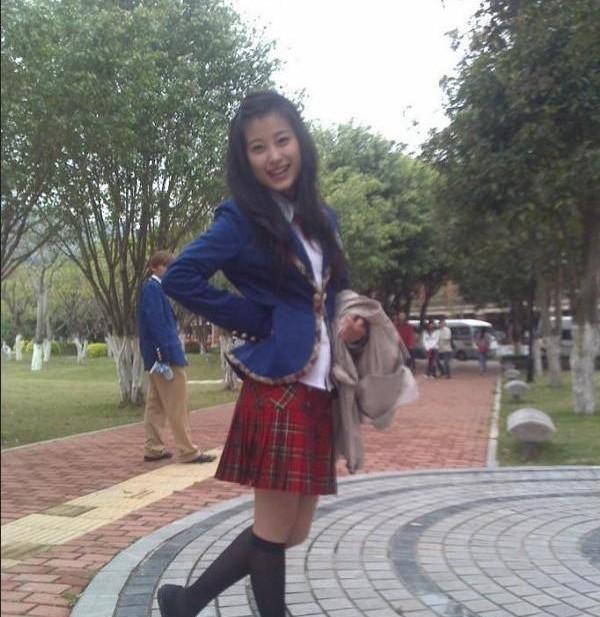 全国最清纯校花重庆大学校花妙妙