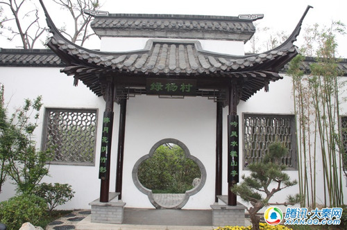 """苏州园林之精华体现 看""""月亮之城""""扬州展园_世园 ..."""