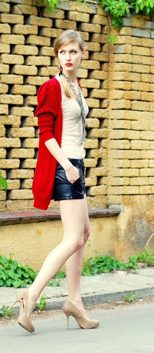 2011夏季短裤选货开服装店督导培训闻瑞发布 - 闻瑞服装培训 - 闻瑞服装运营培训谷