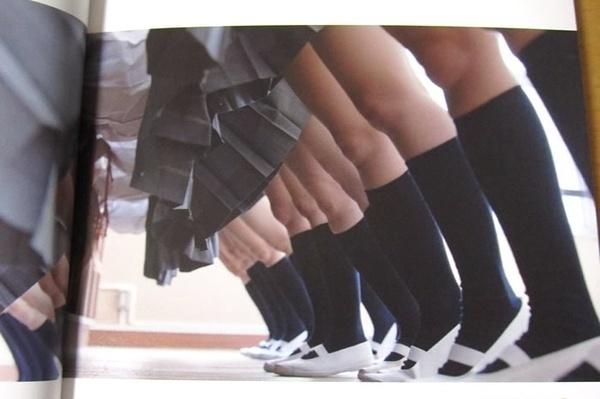 《女生徒》日本校服写真