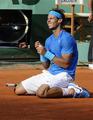 纳达尔收获法网第六冠