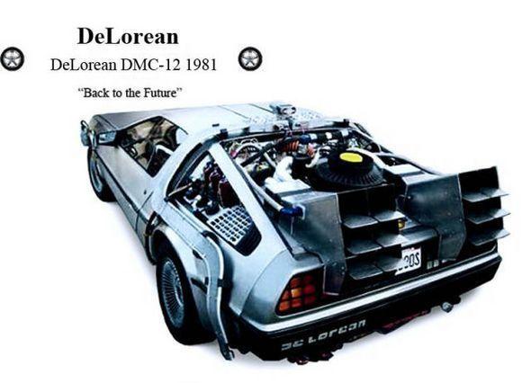 霸气外漏 盘点电影中超酷的汽车明星高清图片