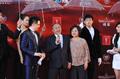第十四届上海电影节红毯 吴宇森亮相红毯(图)