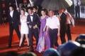 高清:《紫宅》剧组亮相红毯 汪东城携手佟丽娅