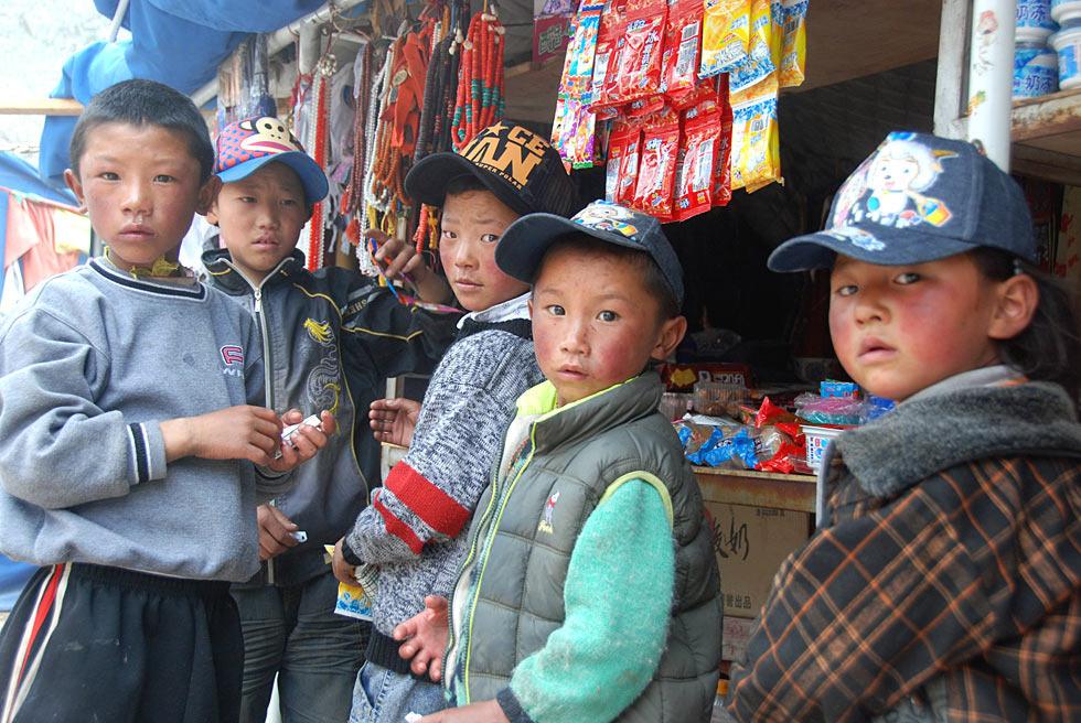 玉树地震时 坚强的孩子们 - 零起点 - 零起点的博客