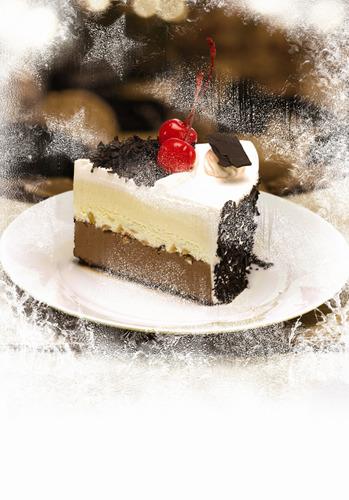 元祖冰淇淋蛋糕,打开1928经典美味任意门