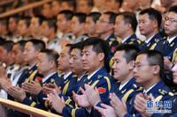 高清:中国共产党成立90周年庆祝大会举行