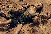 伊拉克女人被美军视频