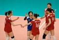 中国女排总统杯开门红