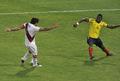 美洲杯-秘鲁2-0哥伦比亚