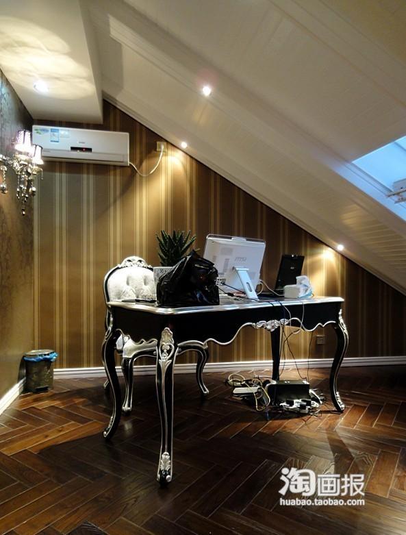 复式样板房图片,欧式复式样板房,5米层高小复式样板房,复式房高清图片