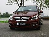 奔驰B200最高优惠4.5万
