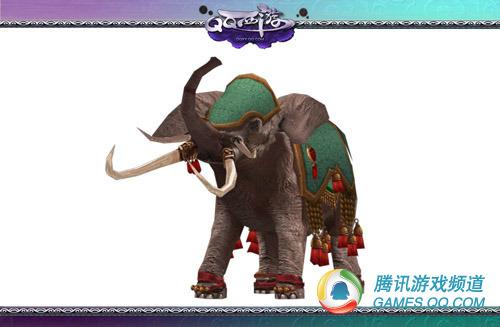 壁纸 大象 动物 500_327
