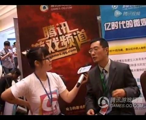 专访网龙刘路远:变形金刚OL将8月测试