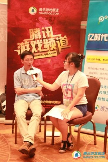 专访搜狐畅游副总黄纬:将推天龙八部3