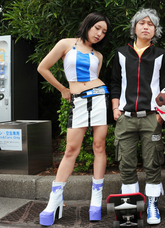 WF2011夏现场COS组图赏