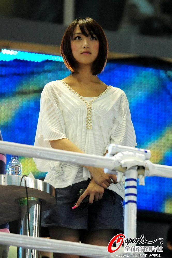 日本美女主播再惊艳出镜