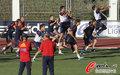 西班牙队马德里集训